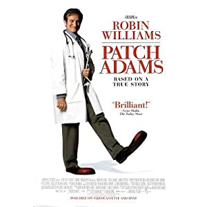 Amazon.com: Patch Adams Movie Robin Williams Original ...