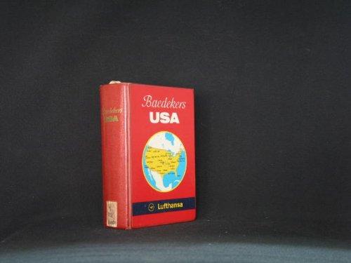 Baedekers USA. Reiseführer durch die Vereinigten