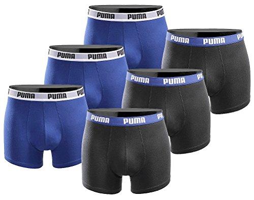 puma-herren-boxershort-basic-limited-black-edition-6er-pack-black-and-blue-gr-l
