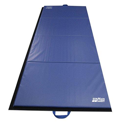 "Workout Mat 5 Below: Gymmatsdirect 4'x8'x1.5"" Gymnastics Tumbling Exercise Mat"