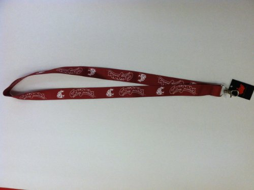 Washington State Cougars Lanyard