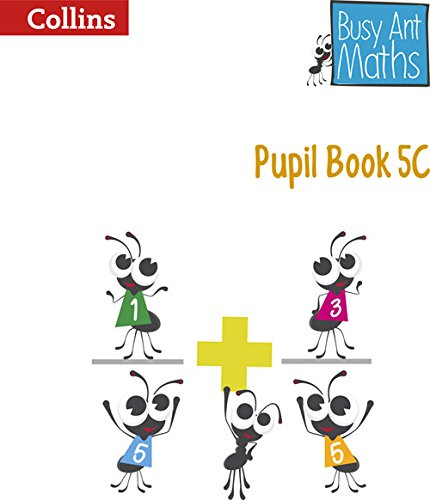 Busy Ant Maths - Pupil Book 5C