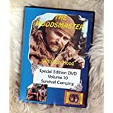 Survival Camping: Woodsmaster Vol. 10 (DVD)by Ron Hood