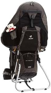 Deuter Kid Comfort III Pack Black / Stone 20L