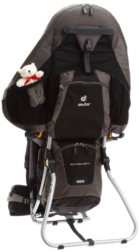 Deuter Kid Comfort III (Black/Stone)