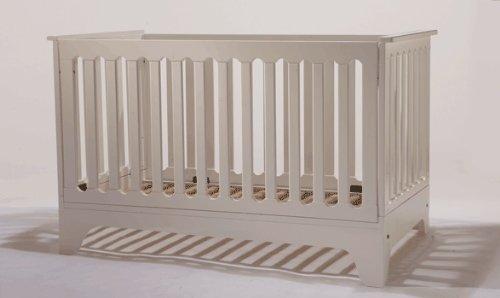 Pali Presto Fixed Sides Folding Crib - 1