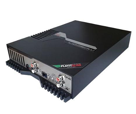 Gladen mosconi oNE 1000.1 channel hochleistungsverstärker 1 24 v