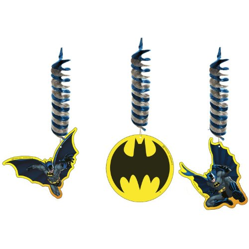 Batman 24in Dangling Cutouts 3ct