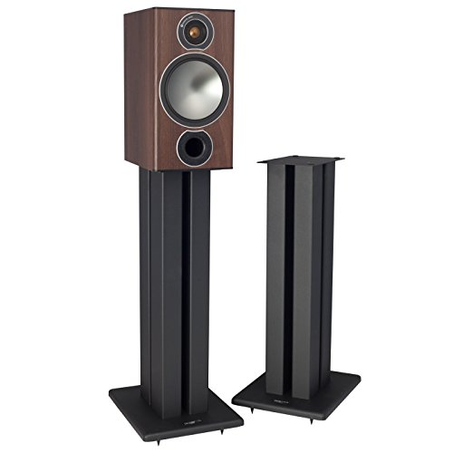 Pangea Audio DS400 Heavy Duty Speaker Stands - Pair - 24 Inch (24 Speaker Stands compare prices)