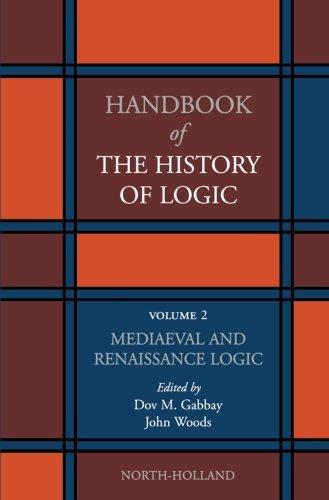 Handbuch der Geschichte der Logik, mittelalterliche und Renaissance-Logik