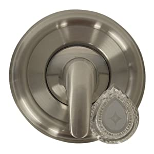 Danco 10002 Universal Trim Kit for Moen, Brushed Nickel