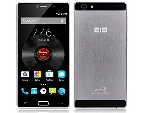 Elephone M2 5.5″ 4G Smartphone IPS Capacitive 1920×1080 Android 5.1 64-bit Octa-core MTK6753 1.3GHz 3GB RAM & 32GB ROM 13.0MP