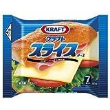森永 KRAFT クラフト スライス チーズ 7枚入
