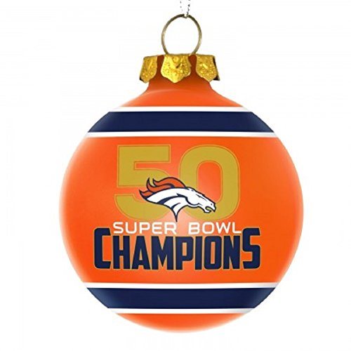 nfl-denver-broncos-super-bowl-50-champions-glassball-ornament-one-size