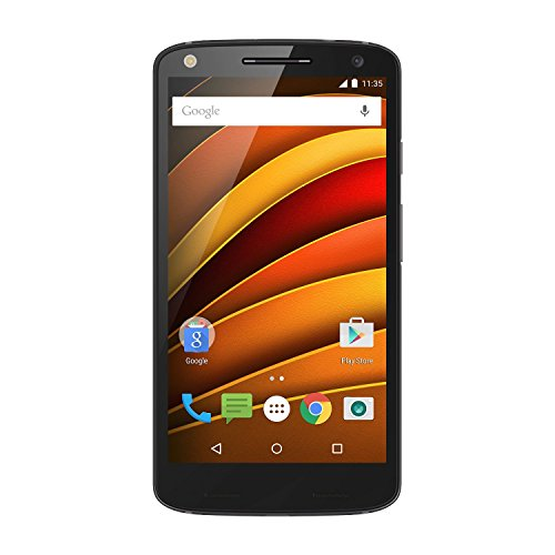 Motorola Moto X Force XT1580 32GB - Factory Unlocked - UK/EU (Black)