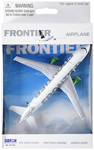 Daron Frontier Single Plane (Frontier Airlines Model compare prices)