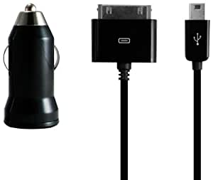 Incipio 1-Port Car Charger for iPod, iPhone and iPad (IP-641)