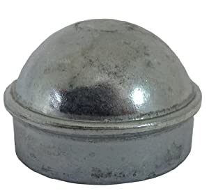 """Chain Link Post Cap For 2-7/8"""" (3"""") Steel Posts"""