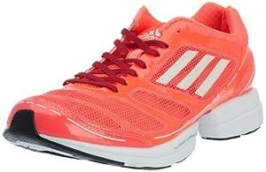 Adidas Adizero Feather Laufschuhe infrared/weiß, Größe:36