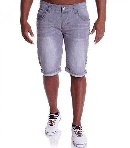 Herren Kurze Jeans Boxer Shorts Recoon Bermuda