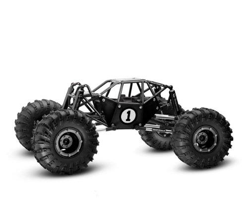 G-made 51004 ARTR R1 Rock Buggy, Black Version
