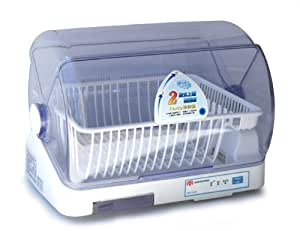 Sunpentown SD-1501 Warm-Air 3-2/5-Liter-Capacity Dish Dryer