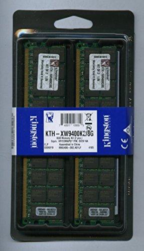 Kingston 8 Gb Ddr2 Sdram Memory Module 8 Gb 667Mhz Ddr2 Sdram 240Pin Kth-Xw9400K2/8G
