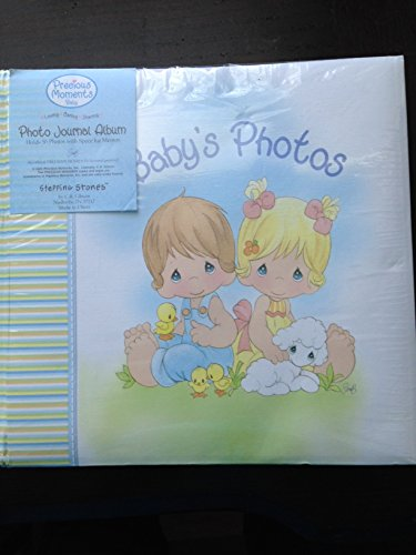 Precious Moments Baby Photo Journal Album - Keepsake