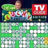Pat Sajak's Lucky Letters: TV Guide Edition [Download]