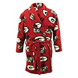 Georgia Bulldogs Fleece Robe:S/M at Amazon.com