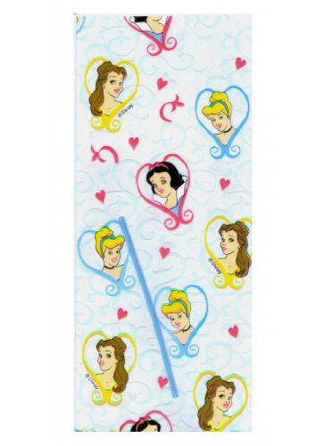 New 16 Wilton Disney Princess Treat Bags Party Favors Decorations Birthday Party front-220177