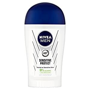 NIVEA Men Sensitive Protect Stick 40 ml - Pack of 6