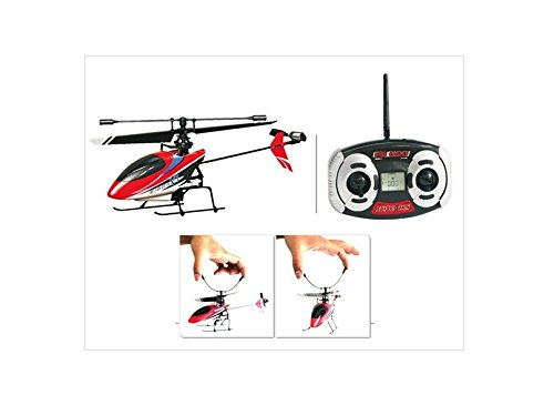 Nine Eagles 260A Plastic 2.4Ghz 4-Channel R/C Helicopter