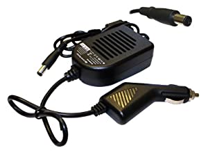Dell Inspiron i1545-4742JBK Compatible Laptop Power DC Adapter Car Charger