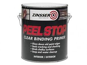 ZIN Peel Stop Clear Binding Primer 1 Litre ZINPSP1L by Zinsser