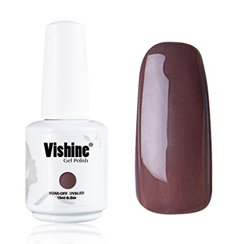 Vishine-Gelpolish-Gel-Nail-Polish-Lacquer-Shiny-Color-Soak-Off-UV-LED-Professional-Manicure-Sienna1581
