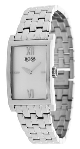 Hugo Boss 1502193 - Reloj de pulsera mujer, color plateado