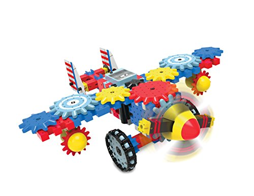 The Learning Journey Techno Gears, Aero Trax Plane (Toy Plane Build compare prices)