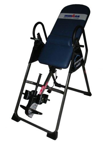 Inversion tables ironman gravity 4000 inversion table - Ironman gravity inversion table ...