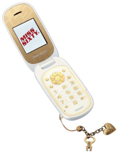 Alcatel Miss Sixty weiß Handy ohne Branding