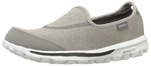 Skechers Go Walk Slip on Shoe,Grey,10 M US