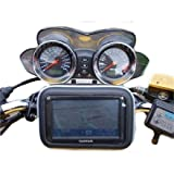 Waterproof Motorcycle / Bike Mount for TomTom GO LIVE 950 IQ Routes