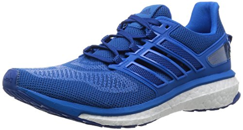 adidas Men's Energy Boost 3 Running Shoe, Blue, US8.5 (Mens Energy Boost compare prices)