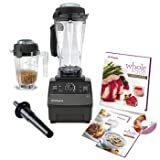 Vitamix 5200 Series Blender Super Package, Black