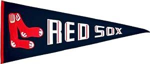 Boston Red Sox Cooperstown Pennant by Winning Streak