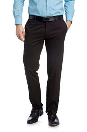 ESPRIT Collection Herren Hose 024EO2B001 Basic Baumwoll Chino, Einfarbig, Gr. 102, Braun (MOCHA BROWN)