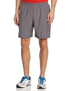 Under Armour - Pantalones de running para hombre, tamaño L, color gris