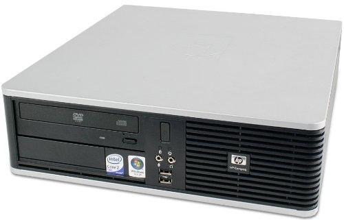 HP Compaq Business Desktop DC7900 - SFF - Core 2 Duo E8500 / 3.16 GHz Processor - RAM 4 GB - HDD 1 x 250 GB - DVD±RW (±R DL) / DVD-RAM - RADEON High Definition 3400 Graphics Card - GMA 4500 - Gigabit Ethernet - Windows XP Professional SP3 - Free Wireless
