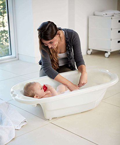 best baby bath tubs 2016 top 10 baby bath tubs reviews comparaboo. Black Bedroom Furniture Sets. Home Design Ideas