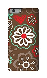 SWAG my CASE Printed Back Cover for Micromax Canvas Knight 2